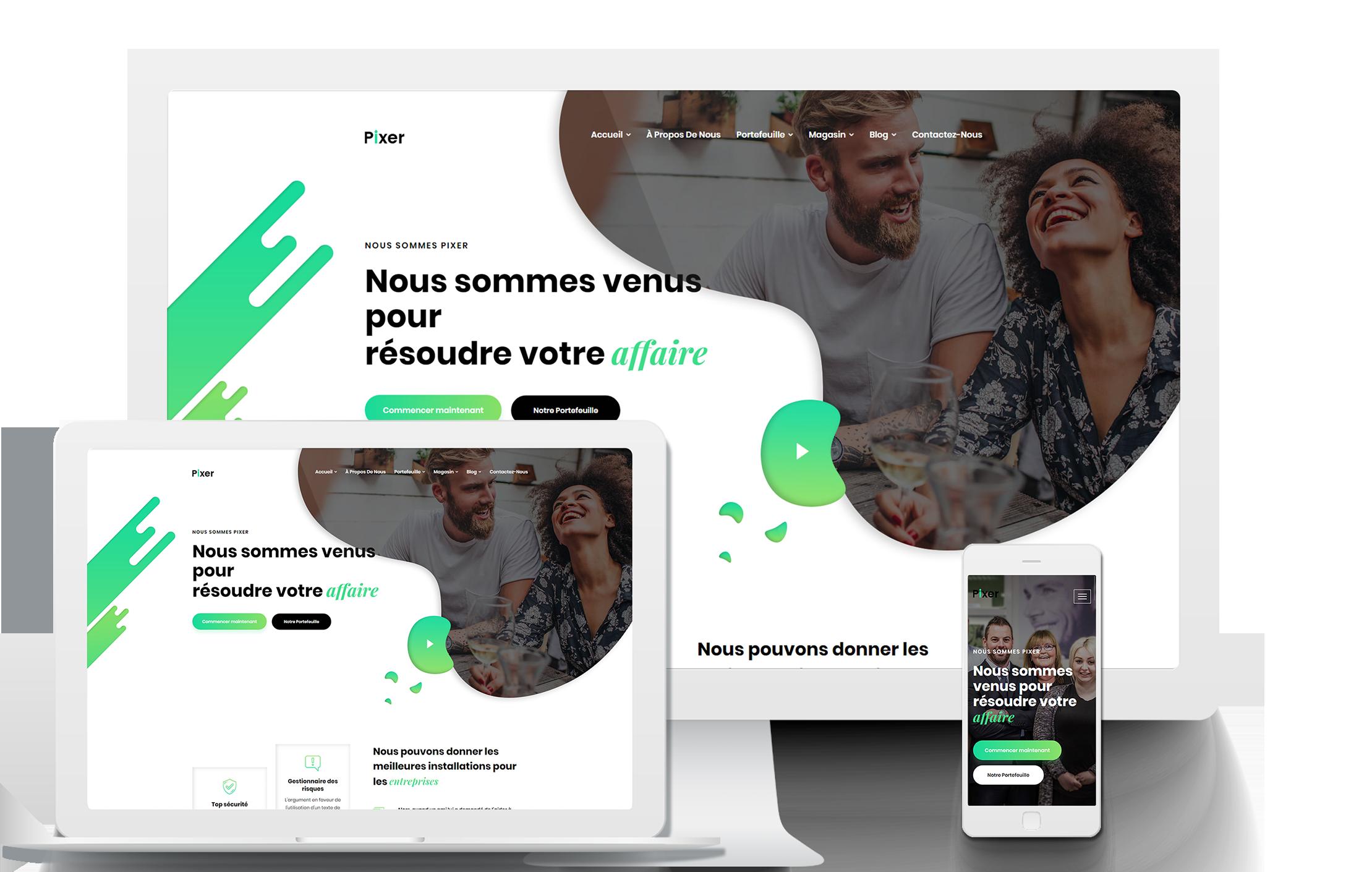 dm france DM France Agence Digitale : Création Site Web & mobile | Développement developpement mobile web pc android ios 2